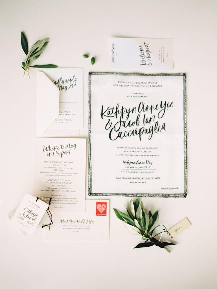 73 best Wedding stationary images on Pinterest | Diy wedding fans ...
