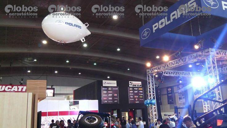 camara integrada en dirigible de control remoto