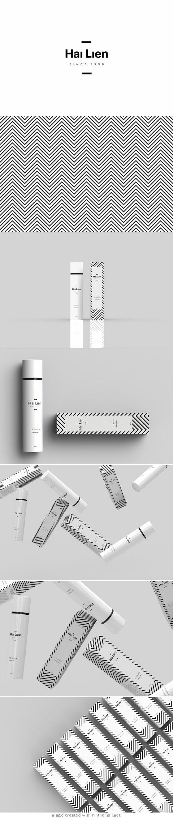 Cool Brand Identity Design. Hai Lien. #branding #brandidentity [http://www.pinterest.com/alfredchong/]