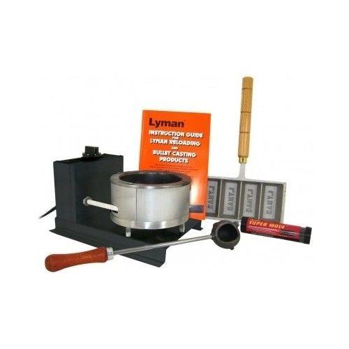 Bullet Casting Kit Hunting Sport Shooting Reload Mold Mould Lead Cartridge  #Lyman #bulletcastingkit