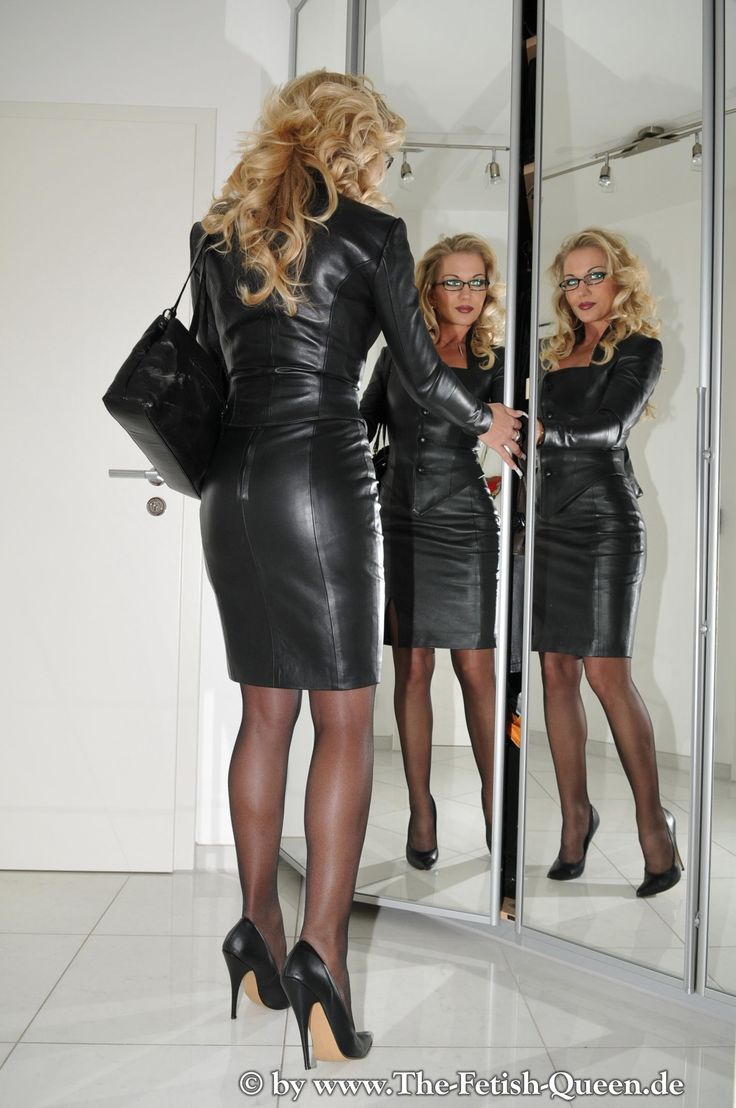 Pin By Rose Dusty On Heike Leather Dresses Leather