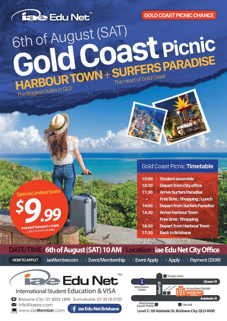 Gold Coast Picnic (06/08/2016)