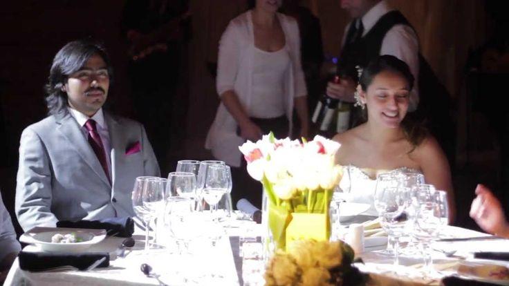 Registro visual conceptualizado de lo que fue el matrimonio de Victor y Claudia. Grabado en Olmué (Pelumpén) el 15 de Noviembre 2013.    Producción: https://www.facebook.com/wopmind