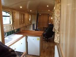Image result for bespoke narrowboat interiors