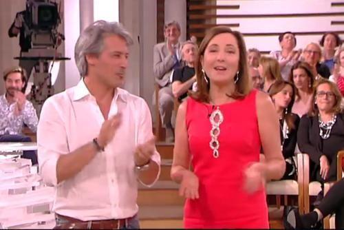 """Spettacoli: #Forum  la #Palombelli dice grazie in loop nell'ultima puntata: \""""Siamo il programma più... (link: http://ift.tt/1Yl3wUh )"""
