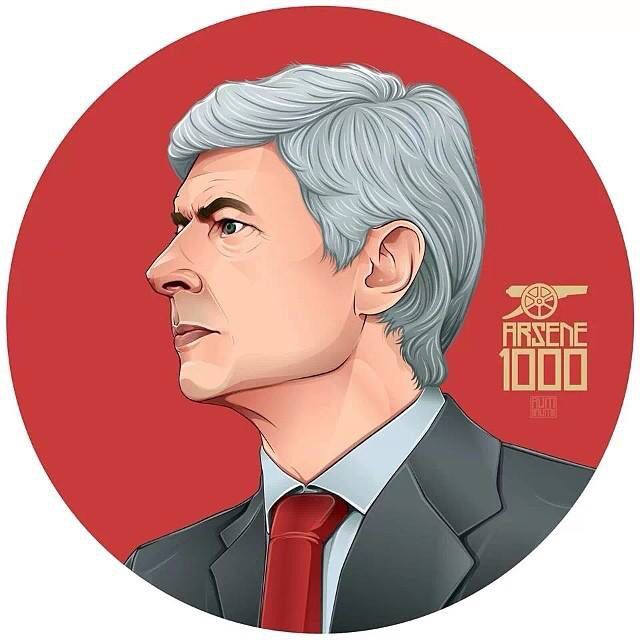There's only one Arsene Wenger ❤️ #Arsene #Wenger #AFC #Arsenal #ArsenalFc #COYG #Gunners