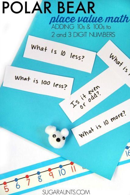 381 best Winter Math Activities images on Pinterest | 4th grade math ...