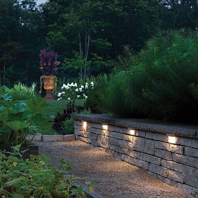 Hinkley Lighting 15448tt Nuvi Landscape Titanium Backyard