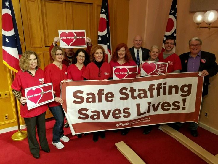 Did you know that California is the only state in the country that has ratio laws!?   Read how Ohio RNs are fighting back against unsafe staffing in this article by Bonnie Castillo, Director of Health & Safety at National Nurses United. #nurse #nursing #RN #nurses #ilovenursing #gifts #nurse practitioner #all nurses #nursing programs #travel nursing #accelerated nursing programs #cns #nursing jobs #nursing school