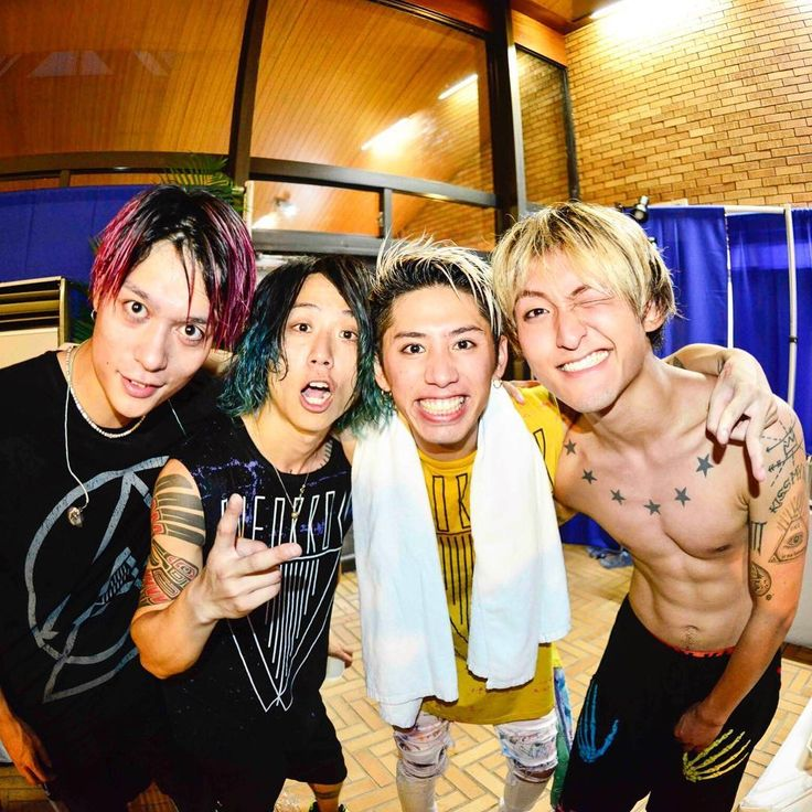 ONE OK ROCK in Nagisaen 2016