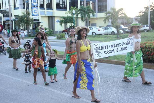 International Festival of Cultures Parade - Saipan News, Headlines ...