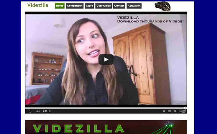 Videzilla is the free software through which you can download high quality videos from top streaming websites such as YouTube, Vimeo and Dailymotion. With its YouTube downloader you can download virus free and undamaged videos. This site provides reliable and trusted videos from different sources which you can see, stream or download. http://videzilla.com/