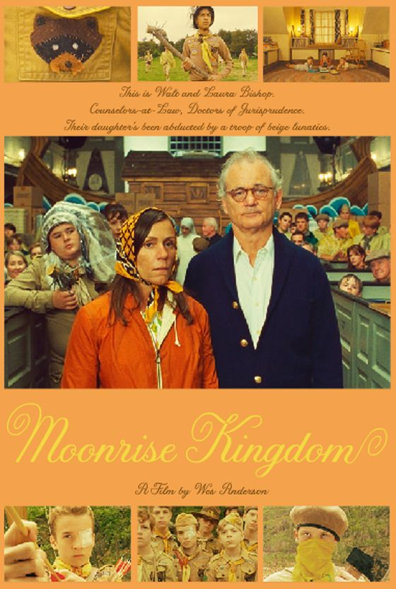 moonrise kingdom. yet another wes anderson movie has stolen my heart. PS i love you forever bill murray!