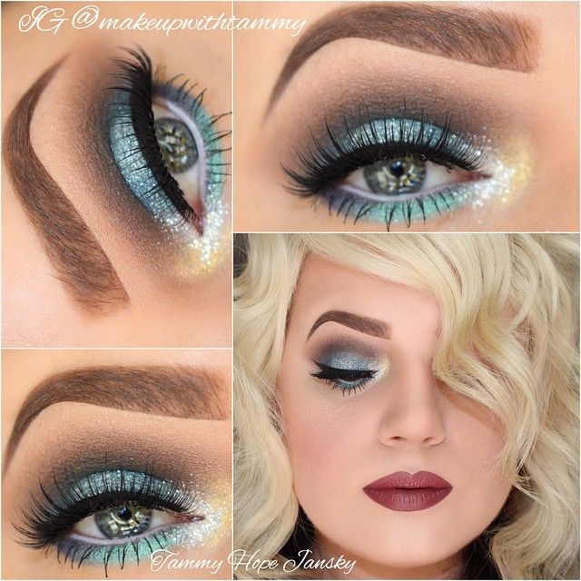 """✨""Where there is kindness there is goodness. And where there is goodness there is magic.""✨ Makeup look inspired by Cinderella.  ✨Details✨ •…"""
