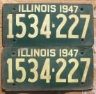 website that has old license plates for sale