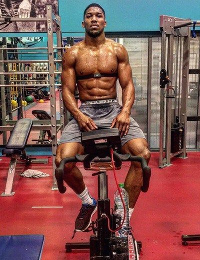 Anthony Joshua Body Measurements Stats   Athletes Body ...