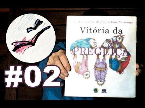 """Resenha do livro """"Vitória da Preguiça""""   Leitura Compartilhada #02"""