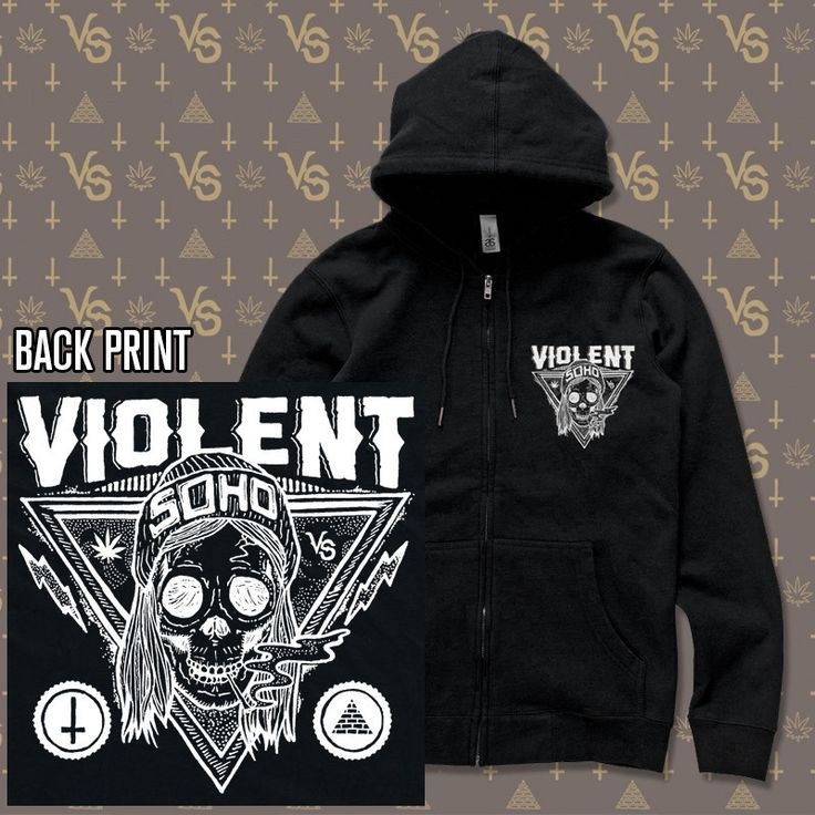 http://24hundred.net/collections/violent-soho/products/blazin-skull-zip-up
