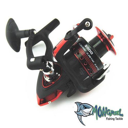 Fishing Reel BD4000, $49.95