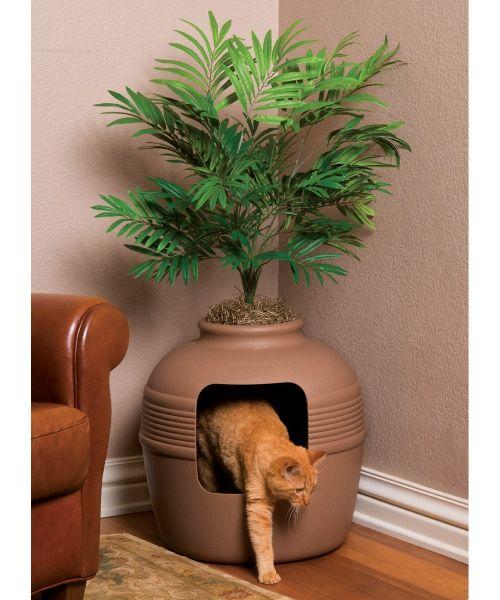Good Pet Stuff Company Hidden Cat Litter Box - Litter Boxes at Hayneedle