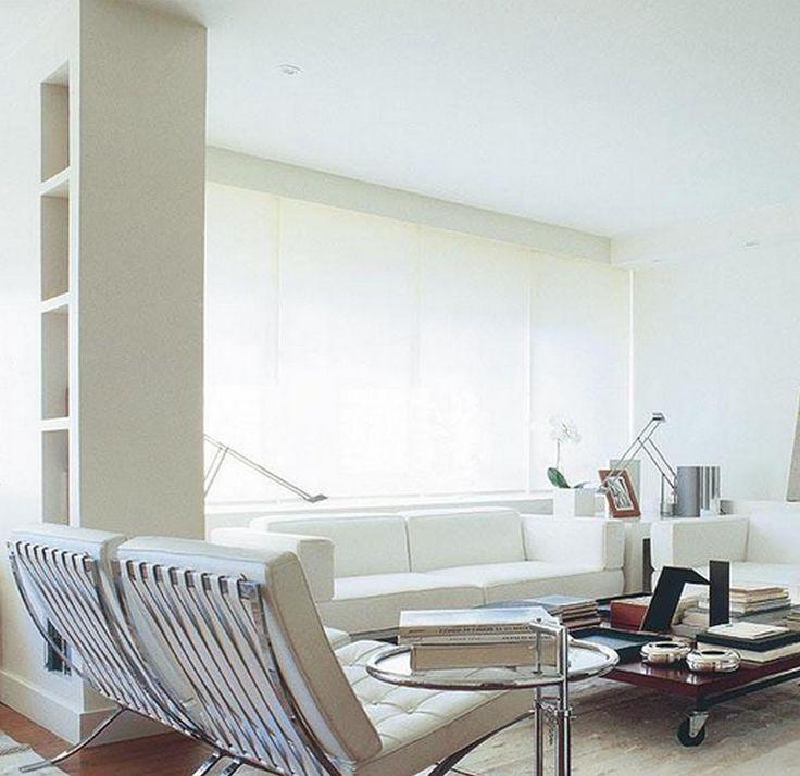 Come approfittare delle colonne e dei muri di sostegno per arredare casa (Fotogallery) — idealista/news
