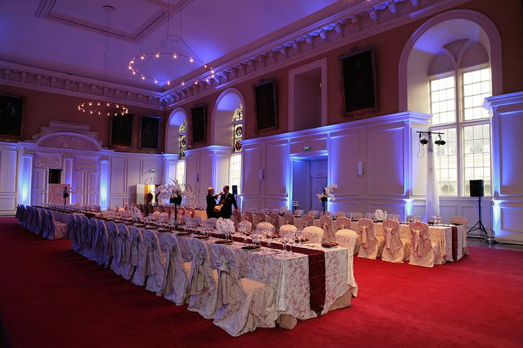 Banquet at the Great Hall