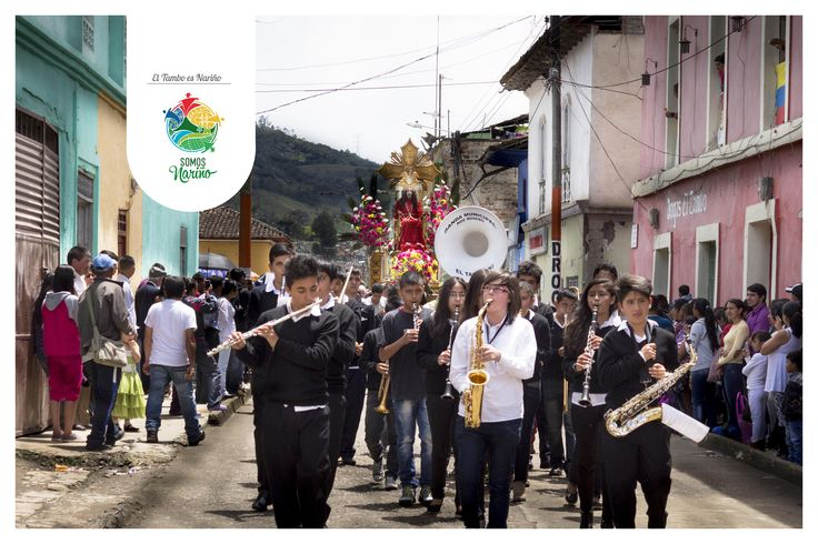 Fiestas patronales El Tambo - Nariño