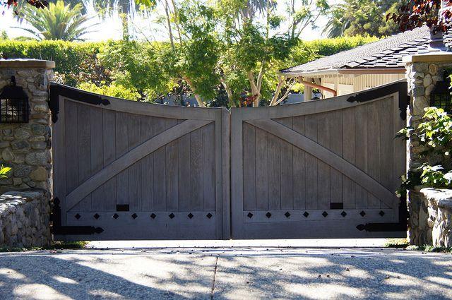 Montecito Gate 56 by wcraig, via Flickr