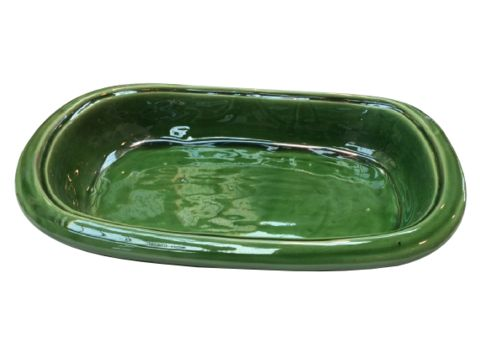Oblong Oven Dish Rustic