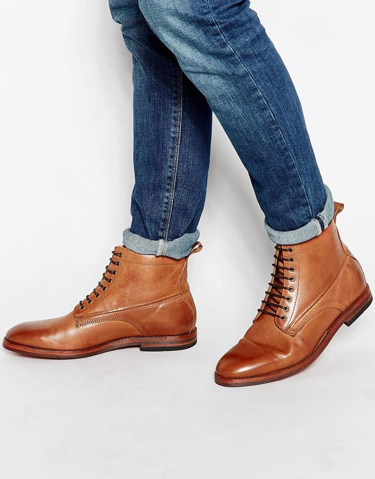 H By Hudson – Forge boots #shoes #boots