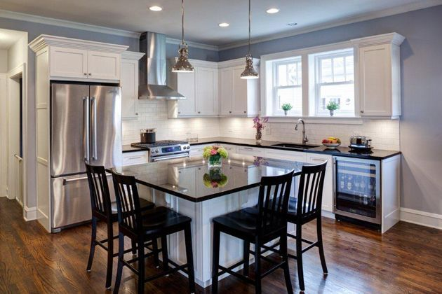 New Home Kitchen Design Ideas Kitchen Design Small Kitchen Remodel Small Kitchen Remodeling Projects