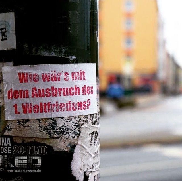 Sticker, Button, Flyer, Handzettel, Protest, Revolution, Demonstration, wahre Wo…