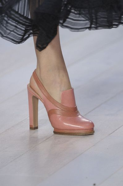 Sweet-as-candy shoes!! by Chloé