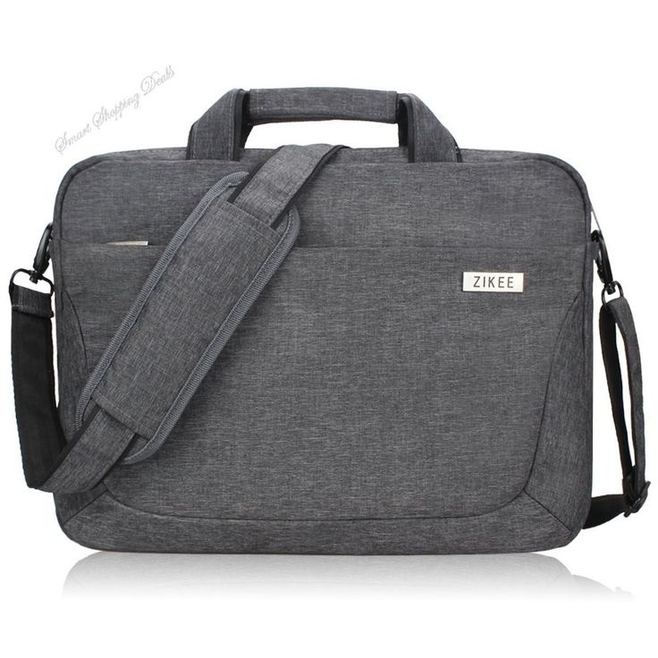 Shoulder Laptop Messenger Bag With Multiple PocketsCollege Bags School Supplies  #NA
