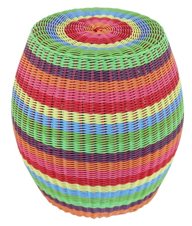 NEW IN: Handwoven drum rattan stools - waterproof! From $140 RRP AUD.  http://www.philbee.com.au/decor/outdoor-indoor-waterproof-hand-woven-rattan-ottoman-1021.html