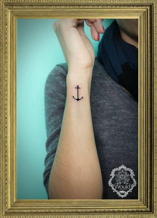 Anchor#tattoo #tattoo design #tattoo patterns  http://tattoo152.blogspot.com