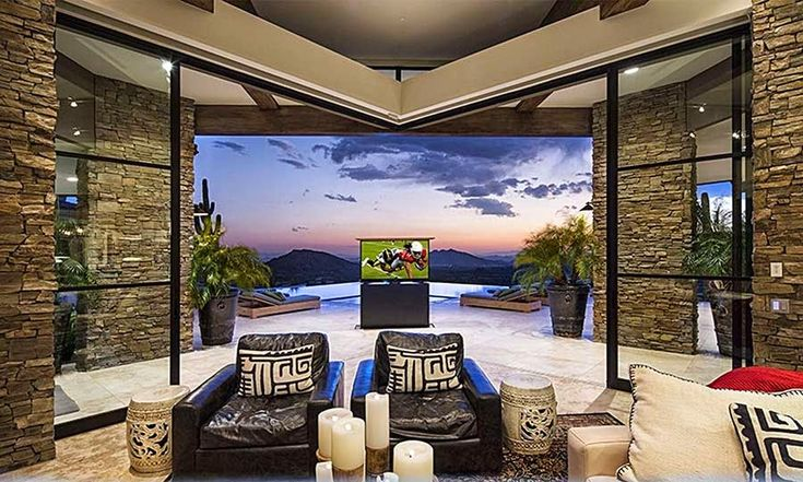 Desert Mountain Retreat / Architector, Scottsdale, Arizona, EE.UU. http://www.arquitexs.com/2014/07/desert-mountain-retreat-architector.html