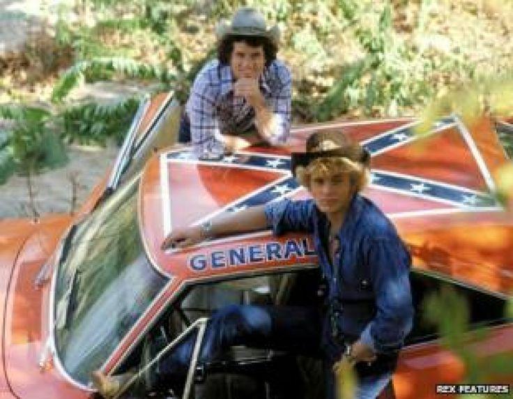 Bandiera confederata sotto attacco