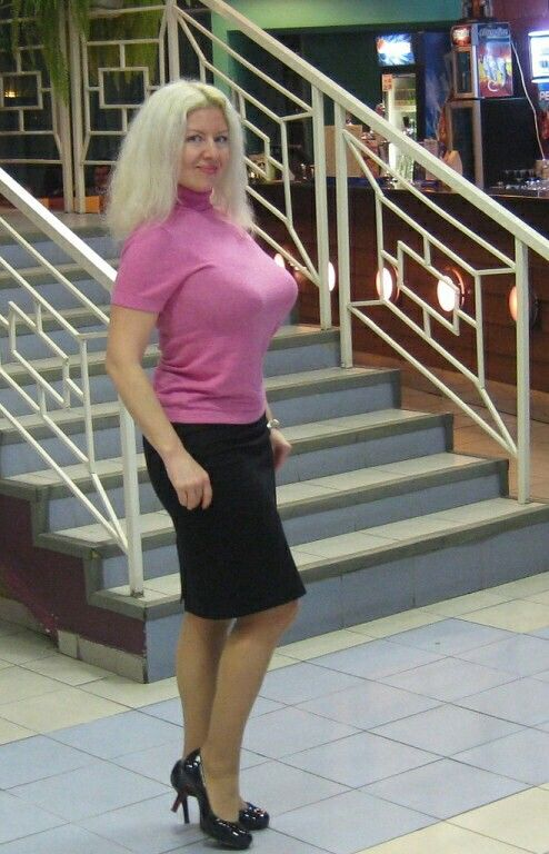 Cantilever Pose Ta Elegante  My Matures  Sexy, Blouse -4209