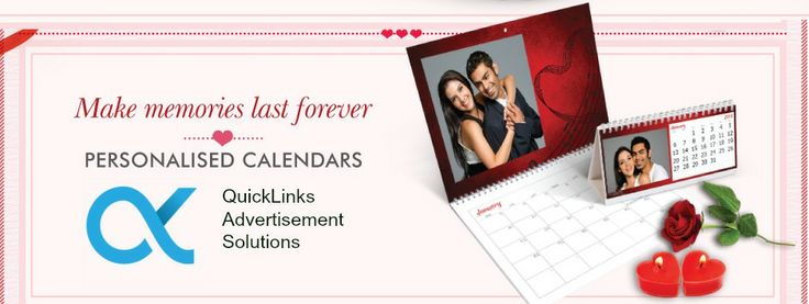#Calendars when customized will make your space look so special!!!! http://www.quicklinks.ie/calenders-291-999.htm