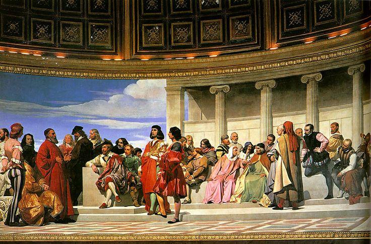 Paul Delaroche (Hippolyte) (1797 – 1856) – Pintor Francês_5