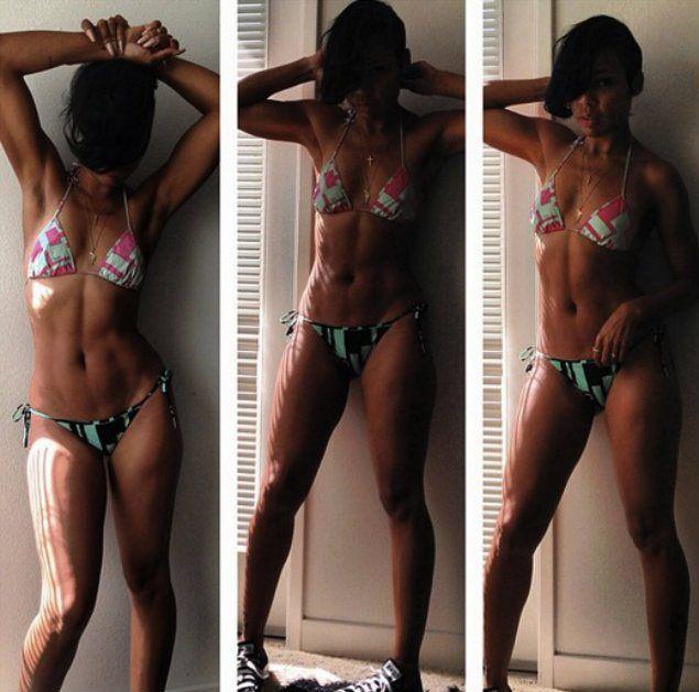 Megan goode bikini