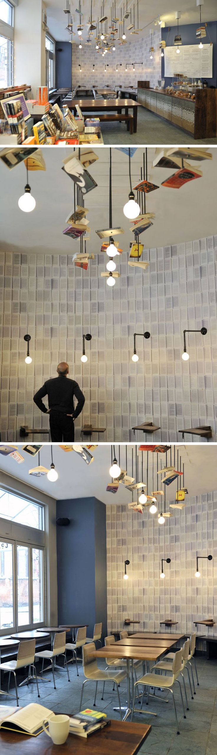 Prague commercial interior design news mindful design consulting - 10 North American Coffee Shops That Are Distinctive In Their Design