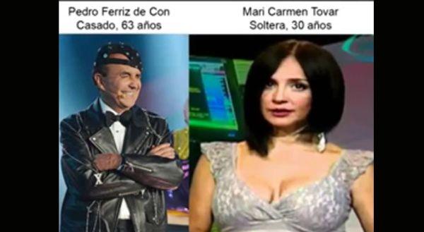 VIDEO: Amante le arma escándalo al periodista Pedro Ferriz [Pedro Ferriz] - 12/08/2014 | Periódico Zócalo