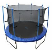 Found it at Wayfair - 10' Trampoline with Enclosure