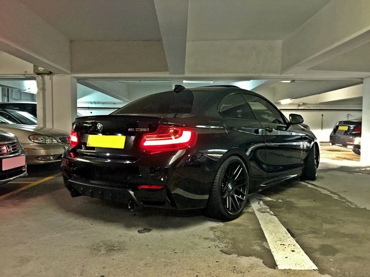 Updated With More Pics Black M235i Autoplus Diffuser 19