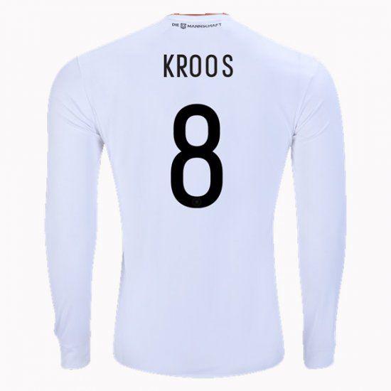 2017 Germany Soccer Team LS Home #8 Kroos Replica Football Shirt 2017 Germany Soccer Team LS Home #8 Kroos Replica Football Shirt | acejersey.org [I00693] - $27.99 : Cheap Soccer Jerseys,Cheap Football Shirts | Acejersey.org