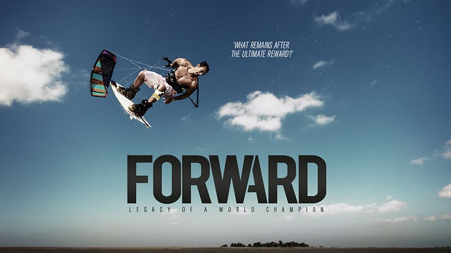 Youri Zoon has spent his life focussing on one goal: the world championship. After spending every windy day on the water for the last decade, his dream becomes reality in 2011.   FORWARD is the story of an athlete who find himself at a crossroad in his life. An athlete in search for a new mission after the ultimate reward.