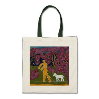 Punting in the River Avon 2011 Budget Tote Bag