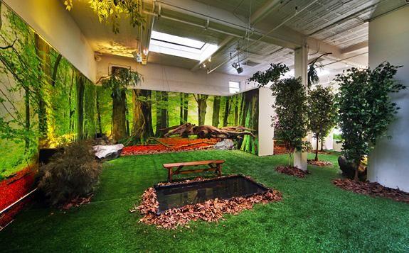 Indoor Green Space Global Examples Inside Pinterest